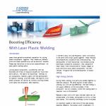 Boosting Efficiency with Laser Plastic Welding