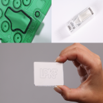 Bonding clear polymers WITHOUT additives!