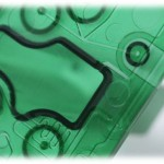Microfluidic Device Close Up Image
