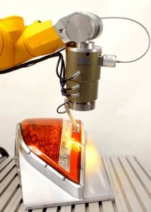 TwinWeld3D Robotic Clamping Arm and Fixturing